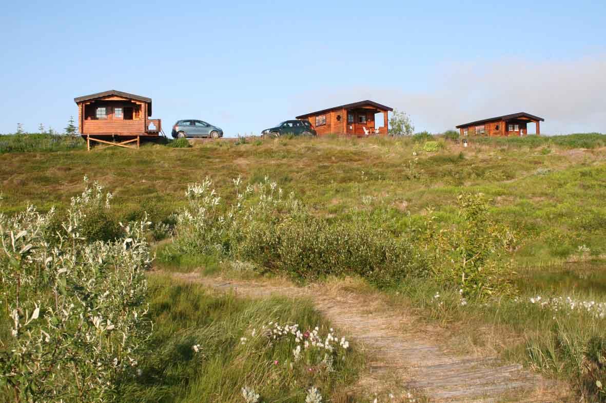 Hütten Kaldbakur