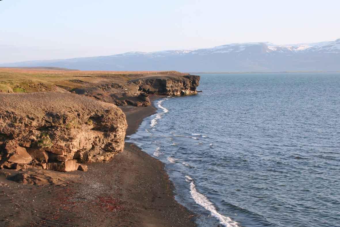 Steilküste bei Husavik