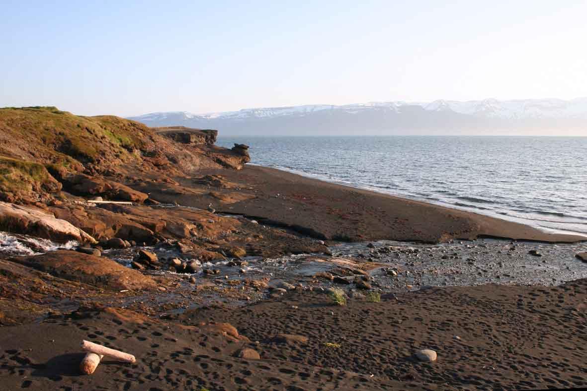 Bucht bei Husavik