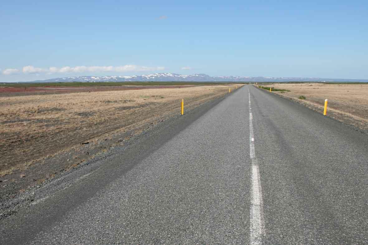 Straße nach Irgendwo