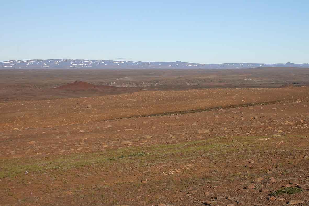Roter Hügel
