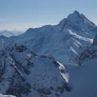 Blick auf das Sustenhorn