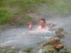 Im Naturbad !!!