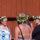 Schwedinnen wie aus dem Bilderbuch