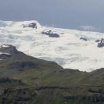 Zunge des Vatnajökull