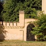 Schloßmauer