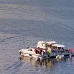 Auf dem Glindower See
