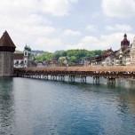Kapellbrücke & Wasserturm