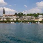 Luzerner Fasssaden