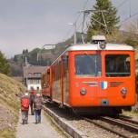 Zahnradbahn II