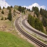 Zahnradbahn III
