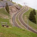 Zahnradbahn IV