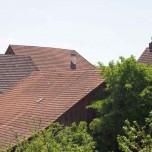Dächer von Blauen