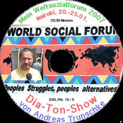 """DVD """"Mein Sozialforum 2007"""""""