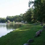 Ufer in Jessern