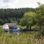 Hafen am Doberburger Mühlenfließ