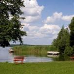 Bucht am Schwielochsee