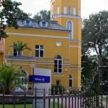 Gebäude der Allianz Versicherung