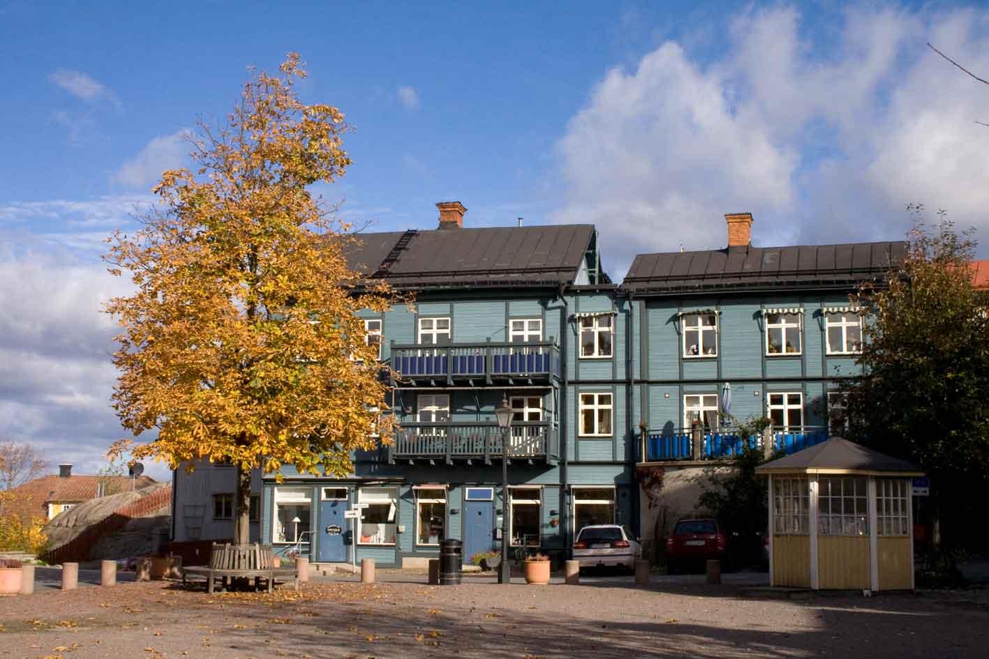 Vaxholm, Schärenküste und Gripsholm