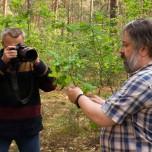 Förster und Fotograf