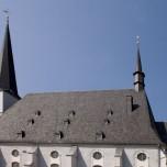 Kirchendach in Weimar