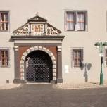 Schöne Tür in Weimar