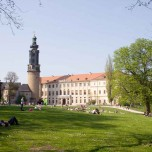 Schloss und Park