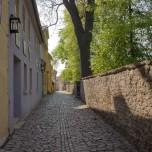 Gasse in Weimar