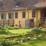Goethehaus vom Garten aus