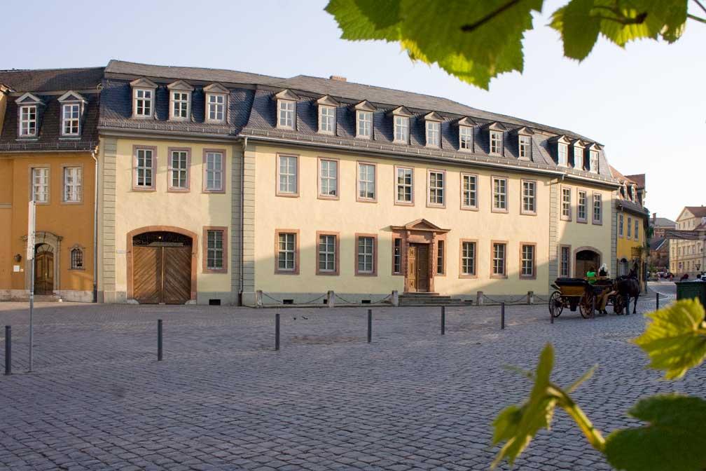 Goethes Wohnhaus am Frauenplan
