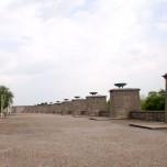 Straße der Nationen der Gedenkstätte Buchenwald