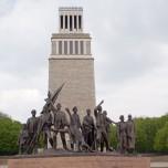 Glockenturm der Gedenkstätte Buchenwald