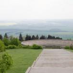 Ringgrab in der Gedenkstätte Buchenwald