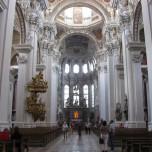 Dom St. Stephan Passau innen