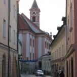 Stadtpfarrkirche Passau