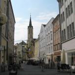 Kirchenblick