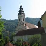 Stiftskirche Engelszell - Kirche Stift Engelszell