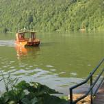 Fähre auf der Donau