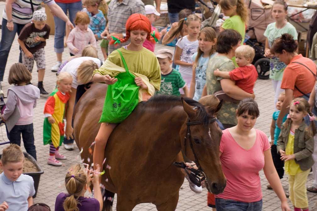 Pippi in Borkwalde