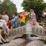 Rialtobrücke in Borkwalde