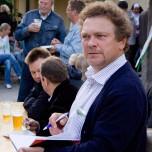 Journalist Andreas Koska