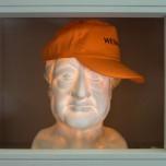 In der Touristeninformation Weimar