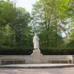 Franz-Liszt-Denkmal Weimar