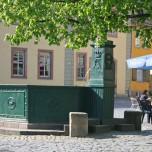 Goethebrunnen am Frauenplan