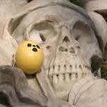 Atomprotest am Shakespeare-Denkmal in Weimar