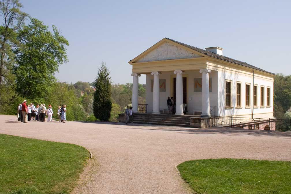 Römisches Haus in Weimar