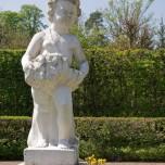 Putte im Park Belvedere