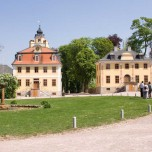 Ensemble am Schloss Belvedere bei Weimar