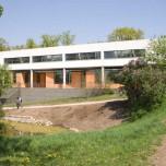 Musikgymnasium an Park und Schloss Belvedere