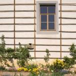 Detail an Goethes Gartenhaus